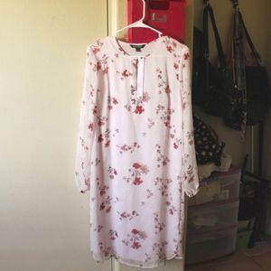 LAUREN RALPH LAUREN CHERRY BLOSSOM DRESS
